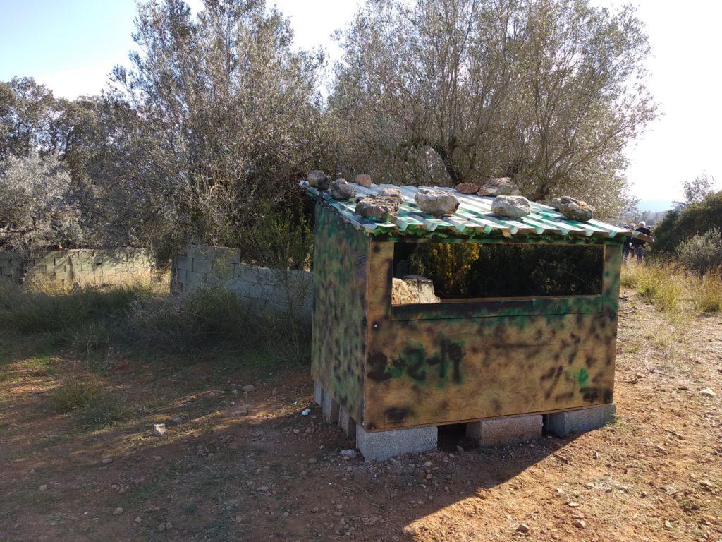 Hide de Les Useres (Castellón)